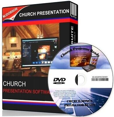 Worship Songs/Hymns Bible verse Church Projector Ready Displays Download