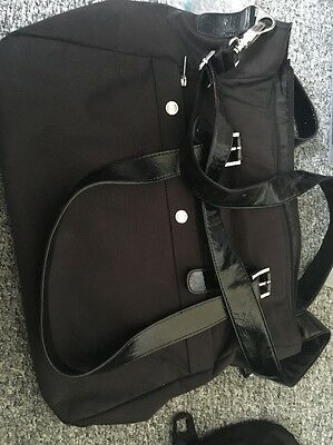 iCandy Strawberry Changing Bag in Black! VGC!