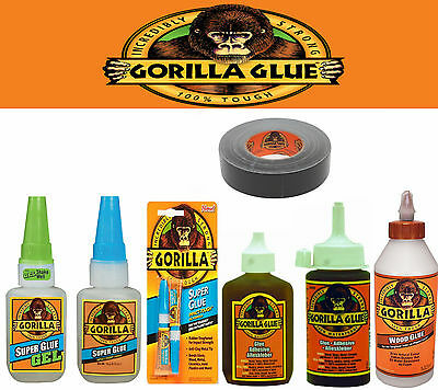 Gorilla Glue Multi Purpose-Original Super Glue,tape, Waterproof Strong Adhesive