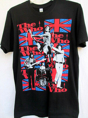 THE WHO...ROCK & ROLL...T-SHIRT...NEW...sz XL