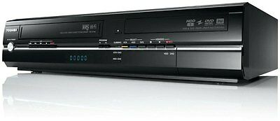 Toshiba RD-XV48DT 160GB HDD DVD VCR Freeview Recorder