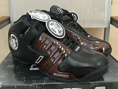 Dada Spree's Spinners men's 7 Spinnahs Supreme Shoes Vintage undftd Collectible