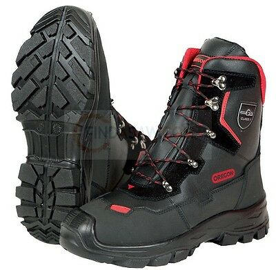 Oregon Chainsaw Boots Class 1 Protection