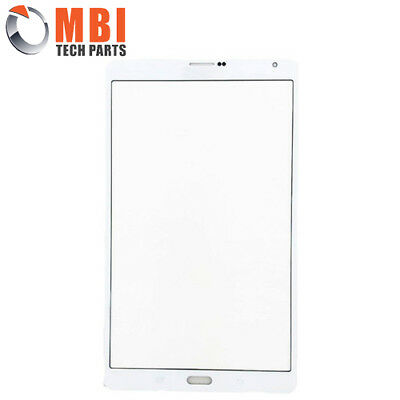 """Samsung Galaxy Tab S T705 8.4"""" Replacement Screen Glass Digitizer White"""