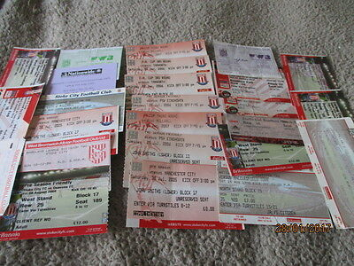 230 Stoke City Tickets Homes And Aways