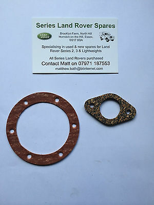 2a /& 3 Carburettor to Elbow Seal 554418 Bearmach Land Rover Series 2