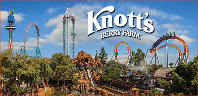 Knotts Berry Farm Tickets $37 A Promo Discount Tool