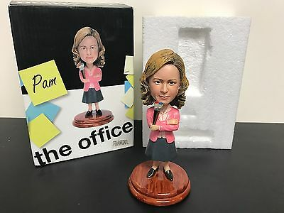 The Office Pam Beesly Bobblehead Universal NBC Bobble ** NEW in Box!