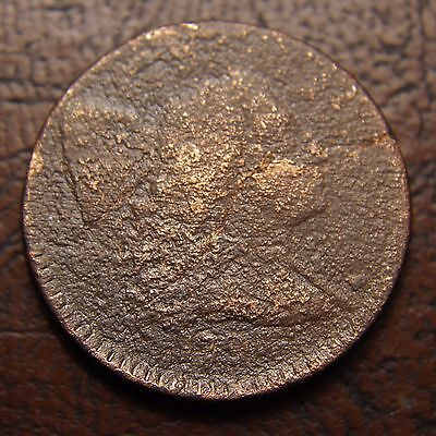 1794 Capped Liberty Large Cent, S-65, Head of 1794