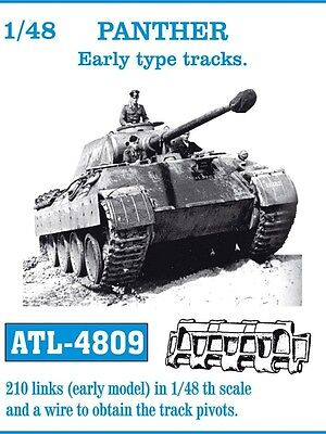 Friulmodel ATL-4809 PANTHER Early type tracks 1/48