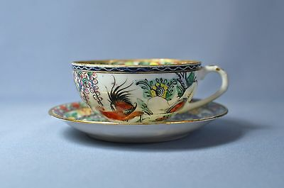 Fine Old Chinese hand painted 19th Century tea set