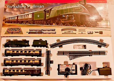 "Hornby ""yorkshire Pullman"" Limited Edition Train Set Oo."