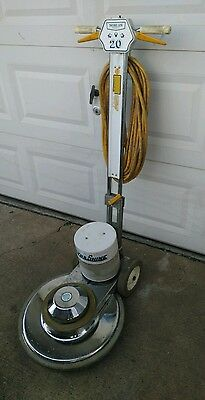 Nobles 20 Inch High Speed Floor Buffer