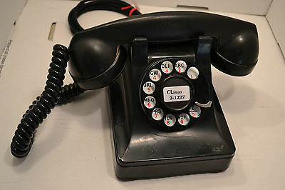 1947 Mid Century Lucy Phone - Phone Climax 2-1227 - Rugged Workhorse