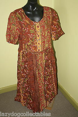 Bulk lot of Womens Vintage Clothing Size 20 x 7 Dresses and skirt