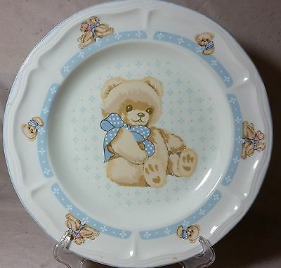 Tienshan - Country Bear - Dinner Plate