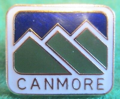 CANMORE  Alberta  1988 Olympic Venue pin