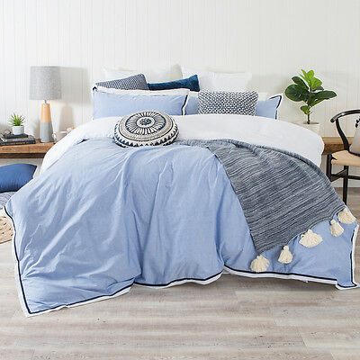 New Habitat Cambridge Quilt Cover Set