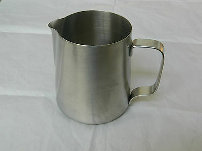Stainless Steel Espresso Coffee Milk Frothing Pitcher Cappuccino 3 Cup Size