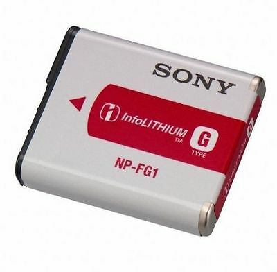 New OEM Sony Li-on NP-FG1  NPFG1 Battery for W and H Series Cameras