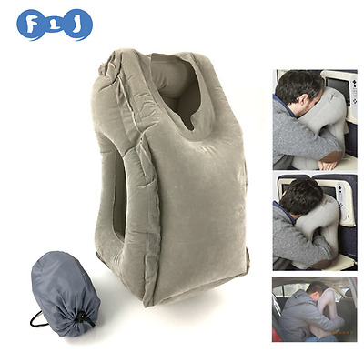 Best Travel pillow Side Sleeper Inflatable Neck Support Traveling Comfortable