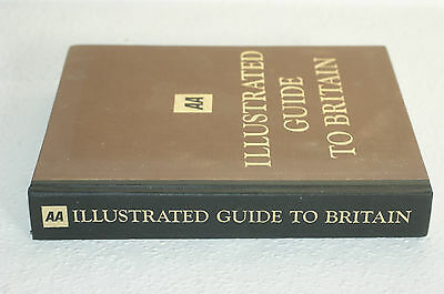 Illustrated Guide to Britain, AA, Hardcover Bildband 26cm