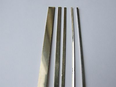 150mm Jewellers Silver Solder Strip - Extra Easy,Easy,Medium or Hard Silversmith
