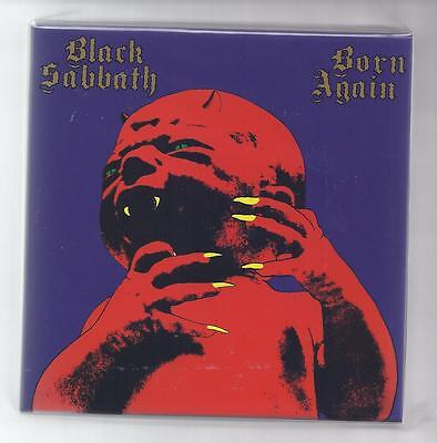 BLACK SABBATH empty  DU Born Again PROMO box for JAPAN mini lp cd ozzy  like new
