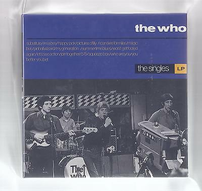 The WHO empty DU Singles /Kids Are Alright Drawer PROMO box f. JAPAN mini lp cd