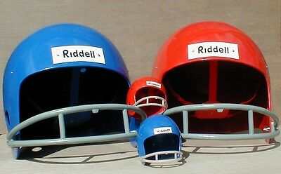 Giant American Football Helmet
