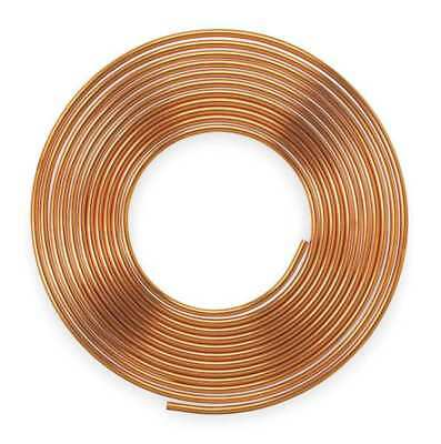 MUELLER INDUSTRIES 606 Type K, Soft coil, Water, 1 In.X 60ft.