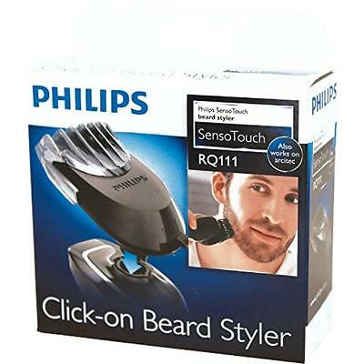 Philips RQ111/50 SensoTouch Click On Beard Styler Attach Fits RQ10/11/12 GENUINE