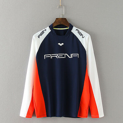 Arena Swim Sports Track Suit Fast Dry UV Protection UFP 50+ HPA Stretch Material