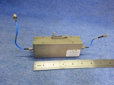 Lot of 2 JFW Model 50P-1321 500-2500 MHz Solid State Programmable Attenuator