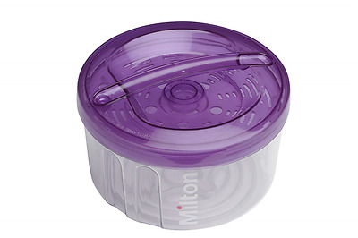 Milton Combi Microwave and Cold Water Steriliser (Purple)