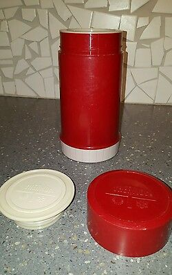 Thermos for food/drink/hot/cold  8-10 oz.  Wide Mouth, Vintage.