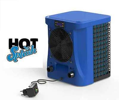 *New* Hot Splash 2.4kw Pool Heat Pump Heater for above ground pools up to 10m3