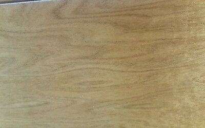 Wood Veneer-Dyed brownish dollhouse floor self sticking strips/sold by strip