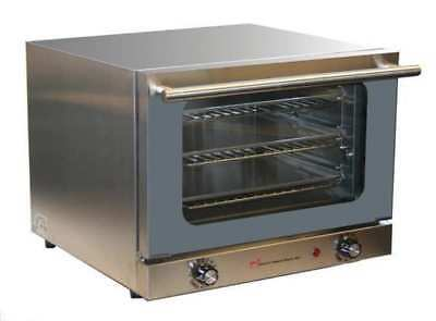 WISCO 00620-001 Convection Oven,1/4 Sheet