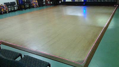 540 sq ft Portable Dance Floor