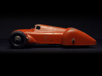 Auto-Union • Dinky Toys 23D (England 1946) red without driver and black tires