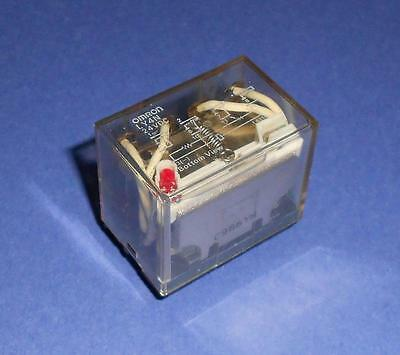 Omron  LY4N  General Purpose Relay 24 VDC 10 Amp 14 Pin  Super Fast Shipping