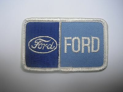 Ford Patch Vintage Retro Old Scool NOS Not Remade!
