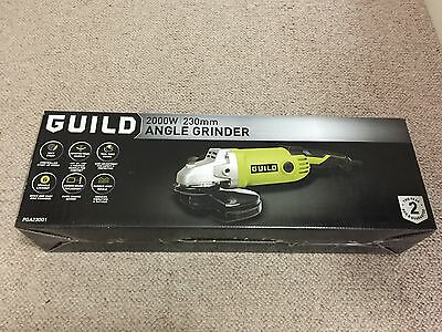 "230mm ( 9"" / 9 Inch ) Angle Grinder"