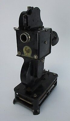 Vintage PATHE-BABY 9.5mm Projector - for Parts or Display
