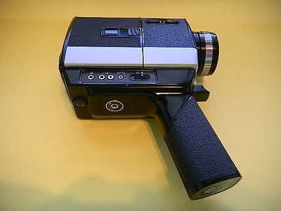 Vintage Bauer C3 XL sound super 8mm Film Camera