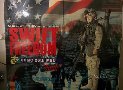 Action Figure 1/6 Dragon Models SWIFT FREEDOM