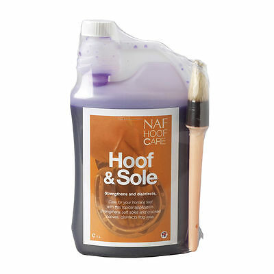 Naf Hoof And Sole Disinfects And Strengthens Zinc Sulphate Worldwide Shipping