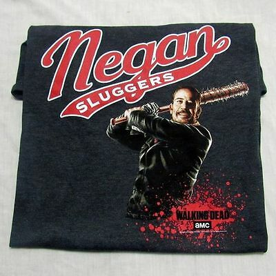 The Walking Dead Negan Sluggers Loot Crate Exclusive T-Shirt New Size Large AMC