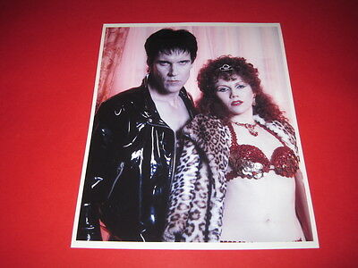 THE CRAMPS POISON IVY 10x8 inch lab-printed photo P/8312